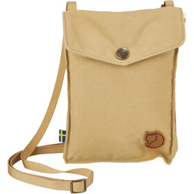 Fjällräven Pocket Tas beige